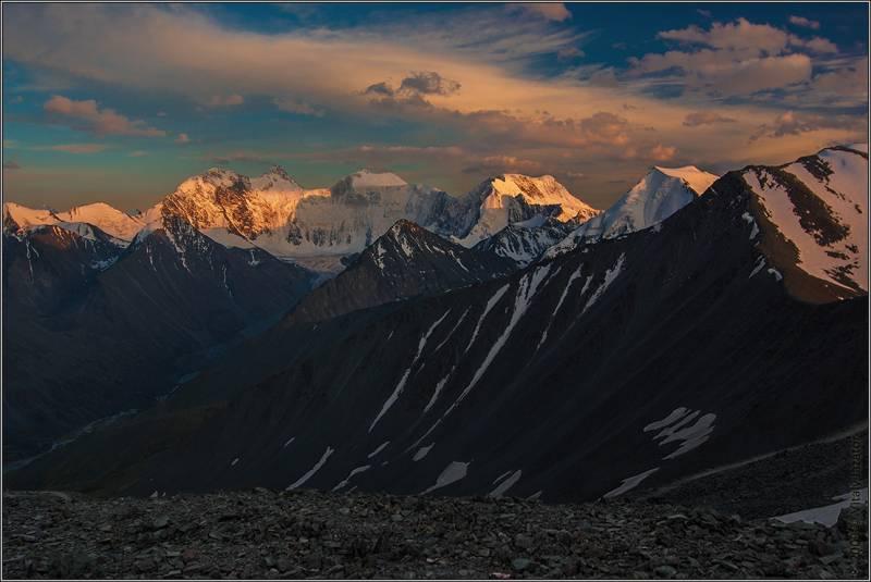 Закат который искал - Алтай Фото