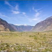 Усть-Чульчинская поляна - Алтай Фото, автор: Джазатор