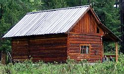 Дом егерей