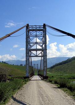 Мост в Мульте