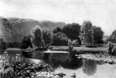Окрестности Улалы, 1900 год.