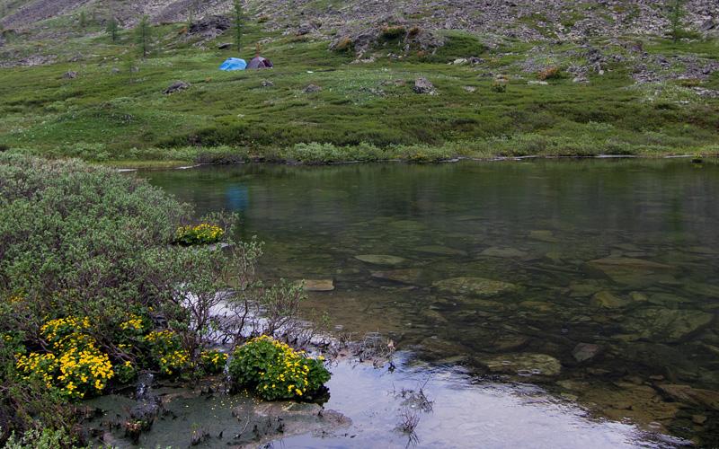 Седьмое Каракольское озеро