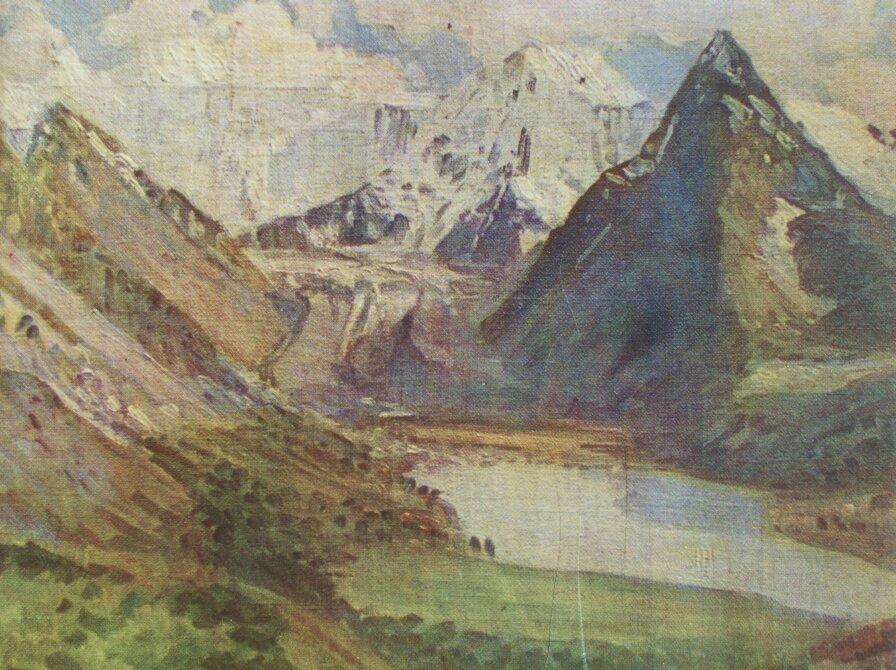 Чорос-Гуркин, Белуха