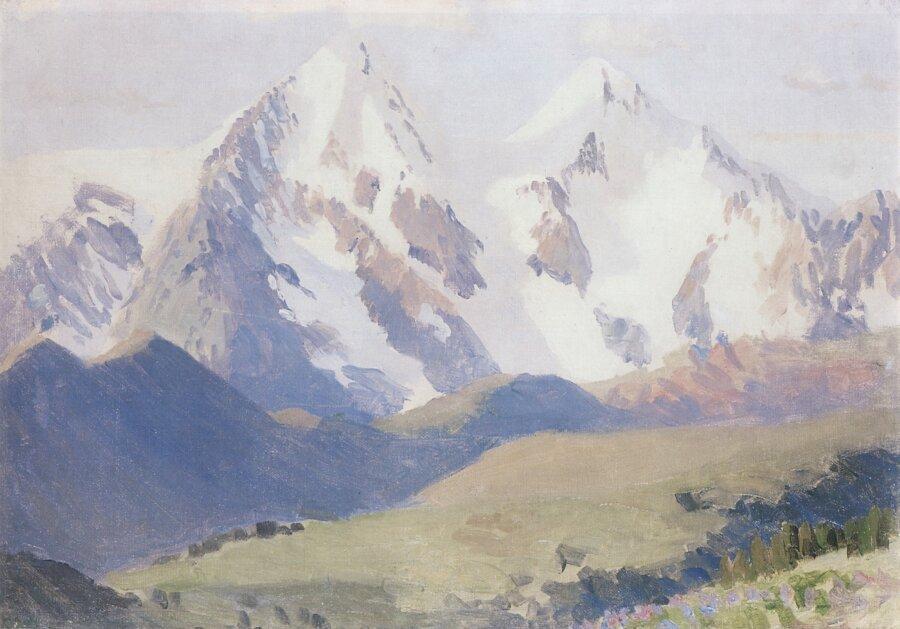 Чорос-Гуркин, Гора Белуха